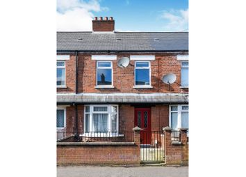 Thumbnail 2 bed terraced house for sale in Windsor Drive, Belfast