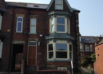 Thumbnail 4 bed duplex to rent in Bagshot Road, Sharrowvale, Sheffield