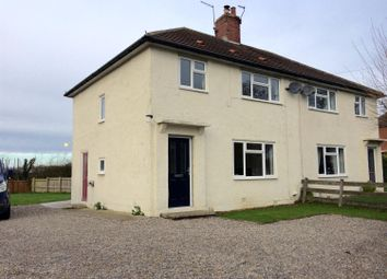 Thumbnail 3 bed semi-detached house to rent in York Road, Sheriff Hutton, York