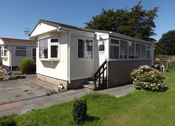 Thumbnail 2 bed mobile/park home for sale in Ventura Residential Park, Westgate, Morecambe, United Kingdom