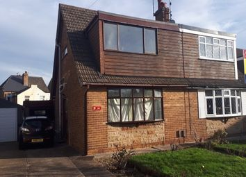 Thumbnail 2 bed property to rent in Allestree Close, Alvaston, Derbys.
