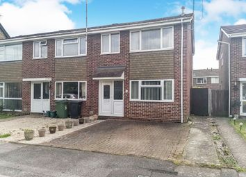Thumbnail 3 bed end terrace house for sale in The Gap, Marcham, Abingdon