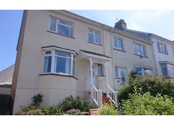 Thumbnail 3 bed end terrace house for sale in York Road, Paignton