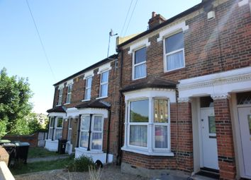 Thumbnail 2 bedroom terraced house to rent in Stuart Road, Gravesend