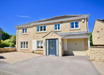 Thumbnail 5 bed detached house for sale in The Meadows, Silkstone Common, Barnsley