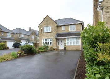 Thumbnail 4 bed detached house for sale in Loveclough Park, Loveclough, Rossendale