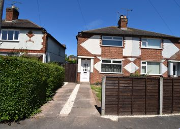Thumbnail 3 bed semi-detached house for sale in Kingston Avenue, Wigston, Leicester
