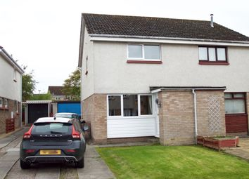 Thumbnail 2 bed semi-detached house for sale in Mason Road, Inverness