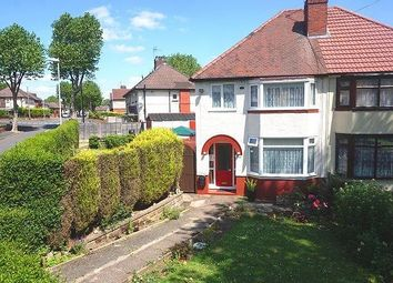 Thumbnail 3 bedroom semi-detached house to rent in Chestnut Avenue, Dudley