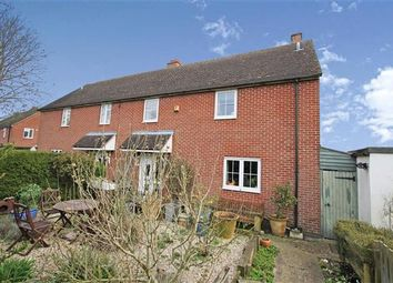 Thumbnail 3 bed semi-detached house for sale in Hillside, Poslingford, Sudbury