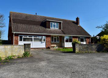 Thumbnail 5 bed detached house for sale in Barton Lane, Ruishton, Taunton