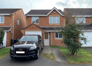 Saxon Close, Cawston, Rugby CV22. 3 bed detached house for sale