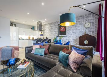 Thumbnail 1 bed flat for sale in Gallions Point, London