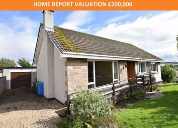 Thumbnail 4 bed detached bungalow for sale in Muirden Road, Maryburgh, Ross-Shire