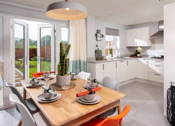 """Thumbnail 4 bedroom detached house for sale in """"Ripon"""" at Carrs Lane, Cudworth, Barnsley"""