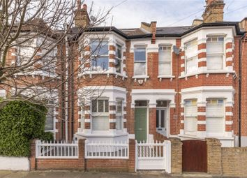 Thumbnail 3 bed terraced house for sale in Whellock Road, Chiswick, London