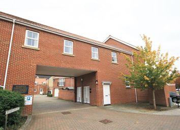 Thumbnail 2 bed flat to rent in Benjamin Gooch Way, Norwich