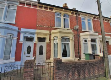 Thumbnail 4 bed terraced house for sale in Beaulieu Road, Portsmouth