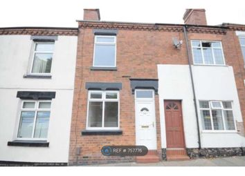Thumbnail 2 bed terraced house to rent in Hartshill Road, Stoke On Trent
