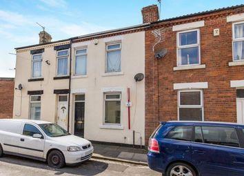 2 bed terraced house for sale in Gurney Street, Darlington, Co Durham DL1