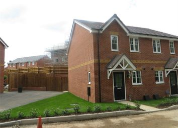 Thumbnail 2 bed semi-detached house to rent in Ken Trueman Grove, Knowle, Solihull