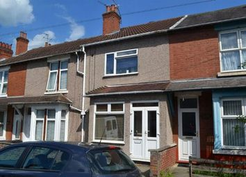 Thumbnail 3 bed terraced house for sale in Grosvenor Road, Rugby, Warwickshire