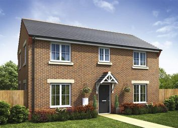 Thumbnail 4 bed detached house for sale in Wigan Road, Clayton-Le-Woods, Leyland, Lancashire
