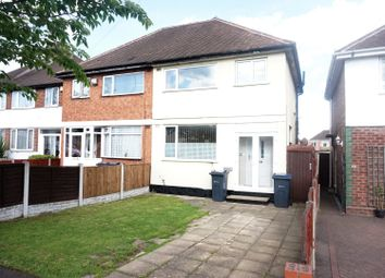 Thumbnail 3 bed semi-detached house for sale in Church Road, Birmingham