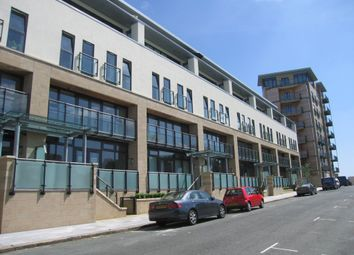 Thumbnail 2 bed flat to rent in Azure West, The Hoe, Plymouth