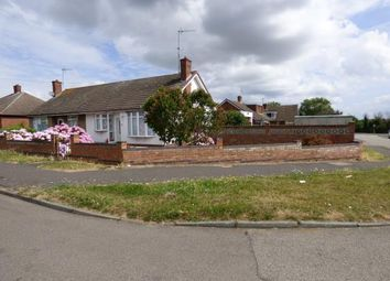 Thumbnail 2 bed bungalow for sale in Edgehill Road, Northampton, Northamptonshire