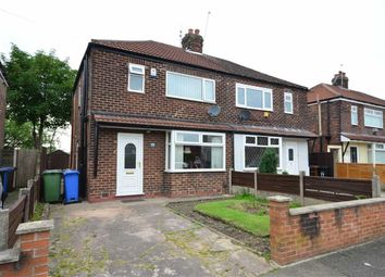 Thumbnail 3 bedroom semi-detached house for sale in Dumbarton Road, Reddish, Stockport