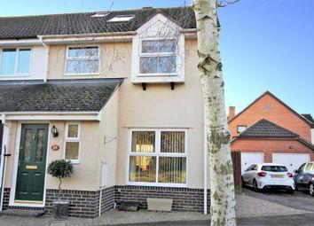 Thumbnail 4 bedroom semi-detached house for sale in Brigantine Road, Warsash, Southampton