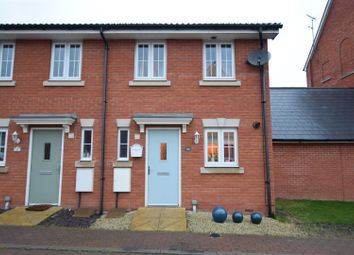 Thumbnail 2 bedroom semi-detached house for sale in Teal Drive, Costessey, Norwich