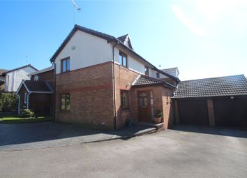 Thumbnail 4 bed detached house for sale in Crowshaw Drive, Lower Healey, Rochdale, Greater Manchester