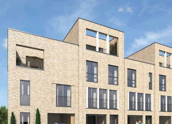 Thumbnail 3 bedroom terraced house for sale in The Allingham At Aura, Long Road, Cambridge