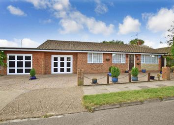Thumbnail 3 bed bungalow for sale in King Edward Avenue, Herne Bay, Kent