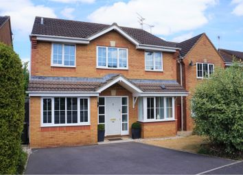 4 bed detached house for sale in Juno Way, Swindon SN5