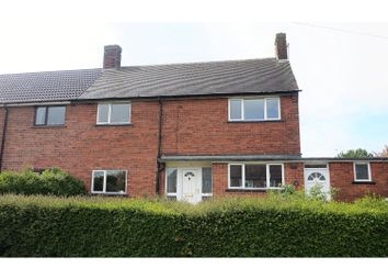 Thumbnail 3 bed semi-detached house for sale in Churchville, Micklefield