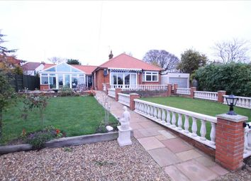 Thumbnail 4 bed bungalow for sale in Brook Lane, Felixstowe