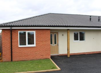 Thumbnail 2 bed semi-detached bungalow for sale in Keyworth Close, Mansfield