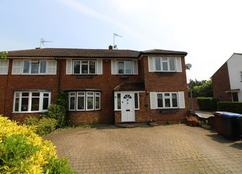 Thumbnail 5 bed semi-detached house to rent in Peplins Way, Brookmans Park