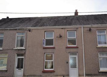 Thumbnail 3 bedroom terraced house for sale in Llandybie Road, Ammanford