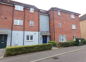 Thumbnail 1 bed flat to rent in Willow Road, Dunmow