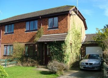 Thumbnail 3 bed semi-detached house to rent in South Holmwood, Dorking, Surrey