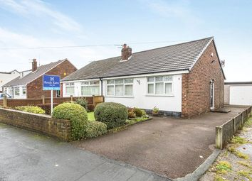 Thumbnail 2 bed bungalow for sale in Beechwood Avenue, Shevington, Wigan