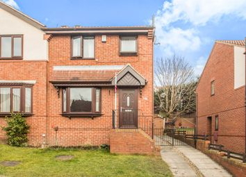 Thumbnail 3 bedroom semi-detached house for sale in Thirlmere Close, Beeston, Leeds