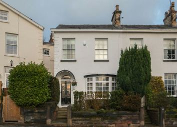 Thumbnail 3 bed end terrace house for sale in Langham Road, Bowdon, Altrincham