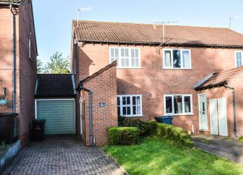 Thumbnail Terraced house for sale in Carolines Court, Eccleshall, Stafford