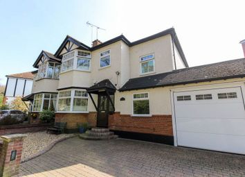 Thumbnail 4 bed semi-detached house for sale in Gascoigne Gardens, Woodford Green