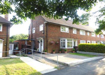 Thumbnail 3 bedroom end terrace house for sale in Cole Green Lane, Welwyn Garden City